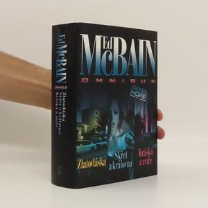 náhled knihy - Ed McBain omnibus. V hlavní roli Matthew Hope