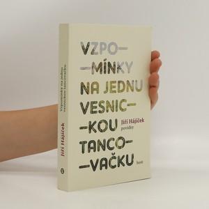náhled knihy - Vzpomínky na jednu vesnickou tancovačku