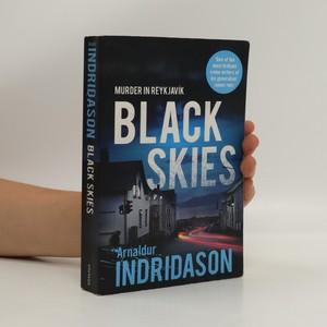 náhled knihy - Black skies