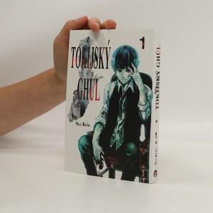 náhled knihy - Tokijský ghúl. 1. díl