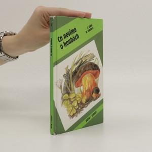 náhled knihy - Co nevíme o houbách