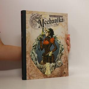 náhled knihy - Lady Mechanika & Tajemství mechanické mrtvoly