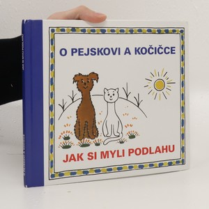 náhled knihy - O pejskovi a kočičce. Jak si myli podlahu