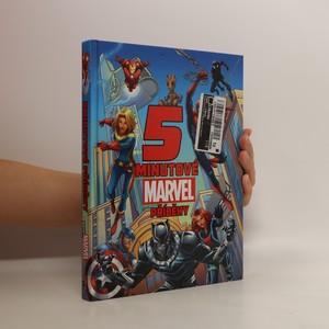 náhled knihy - 5minutové Marvel příběhy