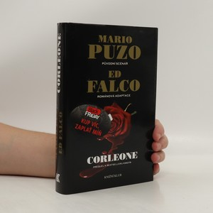 náhled knihy - Corleone : prequel k bestselleru Kmotr