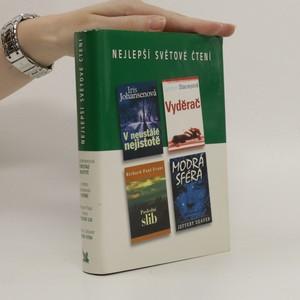 náhled knihy - V neustálé nejistotě, Vyděrač, Poslední slib, Modrá sféra