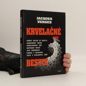 náhled knihy - Krvelačné bestie