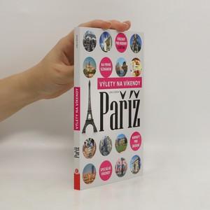 náhled knihy - Paříž. Výlety na víkendy