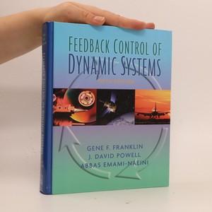 náhled knihy - Feedback control of dynamic systems