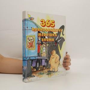 náhled knihy - 365 dobrodružství medvídka Bruma : příběhy před spaním