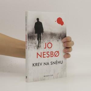 náhled knihy - Krev na sněhu