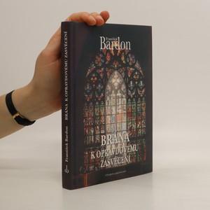 náhled knihy - Brána k opravdovému zasvěcení