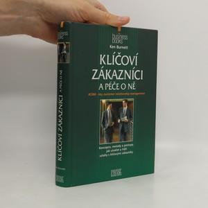 náhled knihy - Klíčoví zákazníci a péče o ně