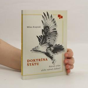 náhled knihy - Doktrína štátu - Národ orlov alebo národ sluhov?