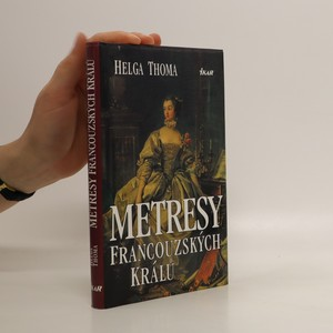 náhled knihy - Metresy francouzských králů