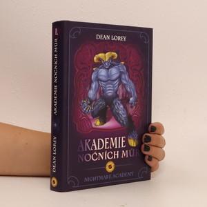 náhled knihy - Akademie nočních můr = Nightmare academy