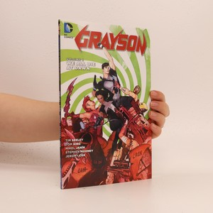 náhled knihy - Grayson Volume 2 : We all die at dawn