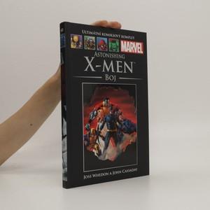 náhled knihy - Astonishing X-men: Boj