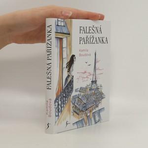 náhled knihy - Falešná Pařížanka