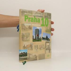 náhled knihy - Praha 10 známá neznámá