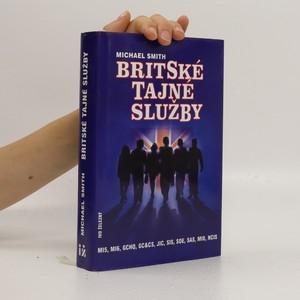 náhled knihy - Britské tajné služby