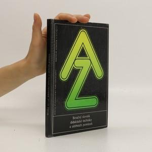 náhled knihy - Stručný slovník didaktické techniky a učebních pomůcek