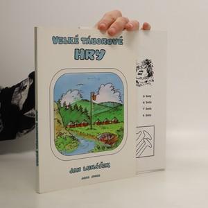 náhled knihy - Velké táborové hry