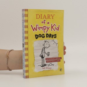 náhled knihy - Diary of a wimpy kid. Dog days