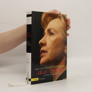 náhled knihy - Její cesta / Naděje a touhy Hillary Clintonové