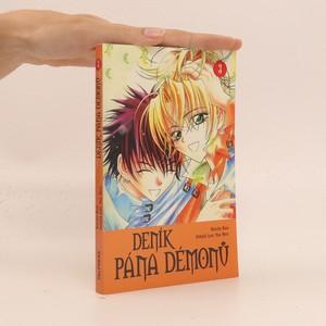 náhled knihy - Deník pána démonů. 3. díl.