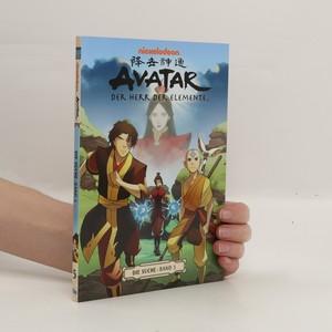 náhled knihy - Avatar: Der Herr der Elemente. Die Suche 1