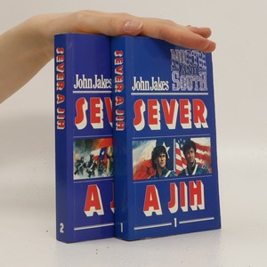 náhled knihy - Sever a Jih I-II (2 svazky, komplet)