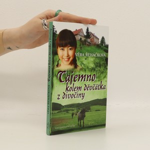 náhled knihy - Tajemno kolem děvčátka z divočiny