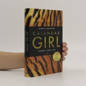 náhled knihy - Calendar girl. 3, Červenec, srpen, září
