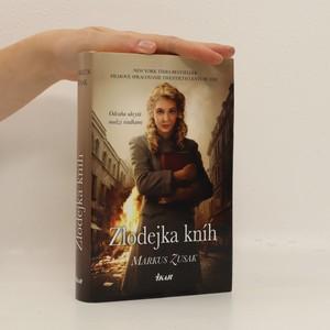 náhled knihy - Zlodejka kníh