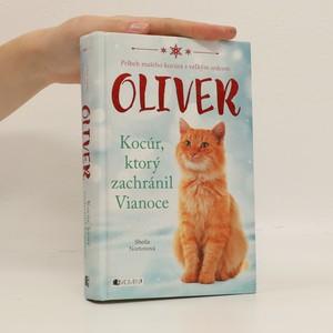 náhled knihy - Oliver: Kocúr, ktorý zachránil Vianoce