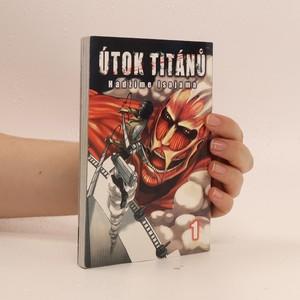 náhled knihy - Útok titánů. Díl 1.