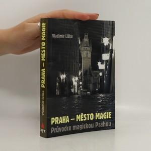 náhled knihy - Praha - město magie