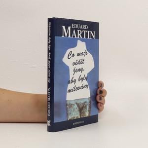 náhled knihy - Co mají vědět ženy, aby byly milovány