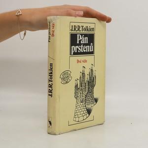 náhled knihy - Pán prstenů. Dvě věže.