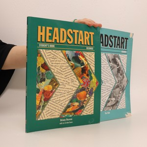 náhled knihy - Headstart: Beginner – student's book + workbook (2 svazky)