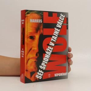 náhled knihy - Šéf špionáže v tajné válce