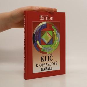 náhled knihy - Klíč k opravdové kabale