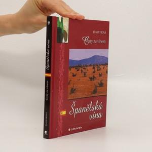náhled knihy - Španělská vína