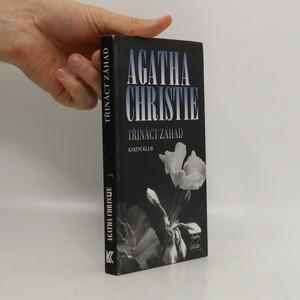 náhled knihy - Třináct záhad