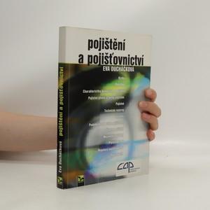 náhled knihy - Pojištění a pojišťovnictví