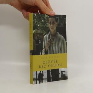náhled knihy - Člověk bez osudu