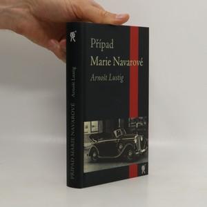 náhled knihy - Případ Marie Navarové