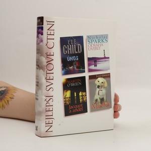 náhled knihy - Únos, Odvaha uvěřit, Jacquot a anděl, Marley