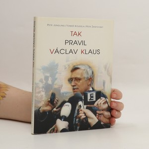 náhled knihy - Tak pravil Václav Klaus